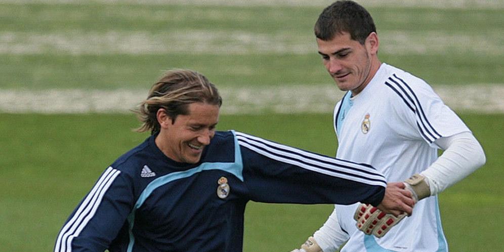Đội hình đồng đội Casillas - Bóng Đá