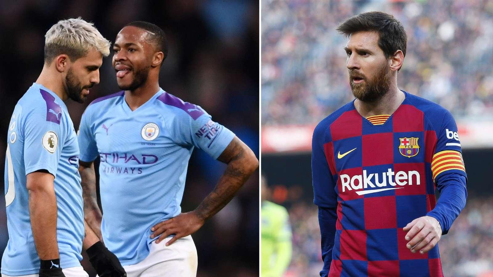 Messi on Man City's Champions League ban - Bóng Đá