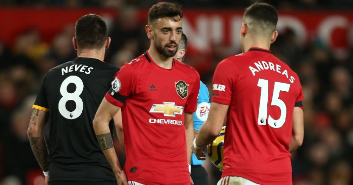 Andreas Pereira explains how Bruno Fernandes will help him improve for Manchester United - Bóng Đá