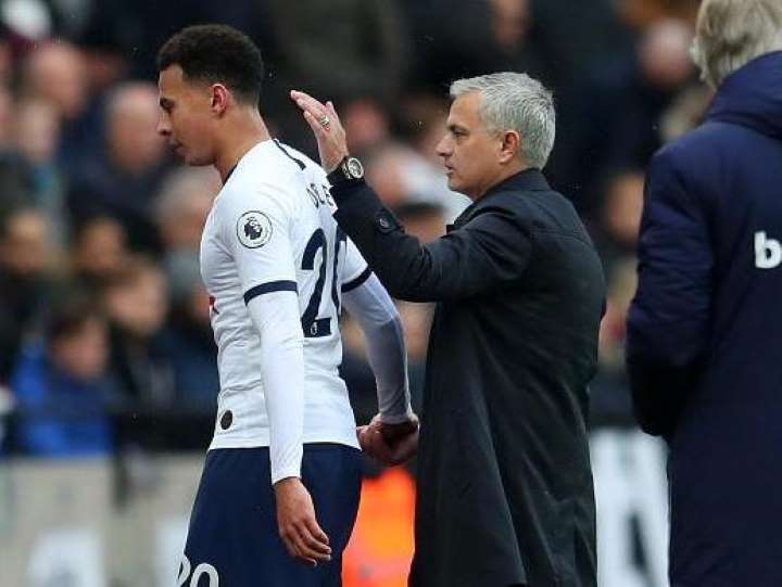 Frank Lampard makes Dele Alli statement after Tottenham star's angry reaction vs RB Leipzig - Bóng Đá