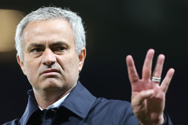 Chelsea? Man Utd? Spurs? Jose Mourinho names favourites for top-four finish  - Bóng Đá