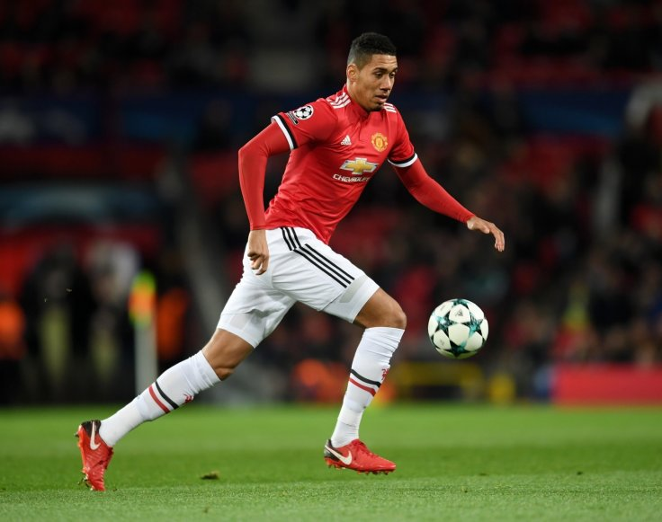 AS Roma held a meeting with Chris Smalling's agents last weekend. - Bóng Đá
