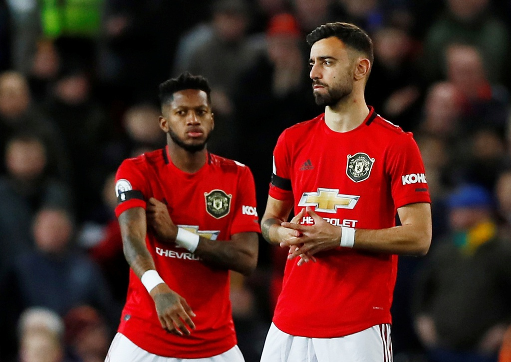 Fred gives verdict on Manchester United teammate Bruno Fernandes - Bóng Đá