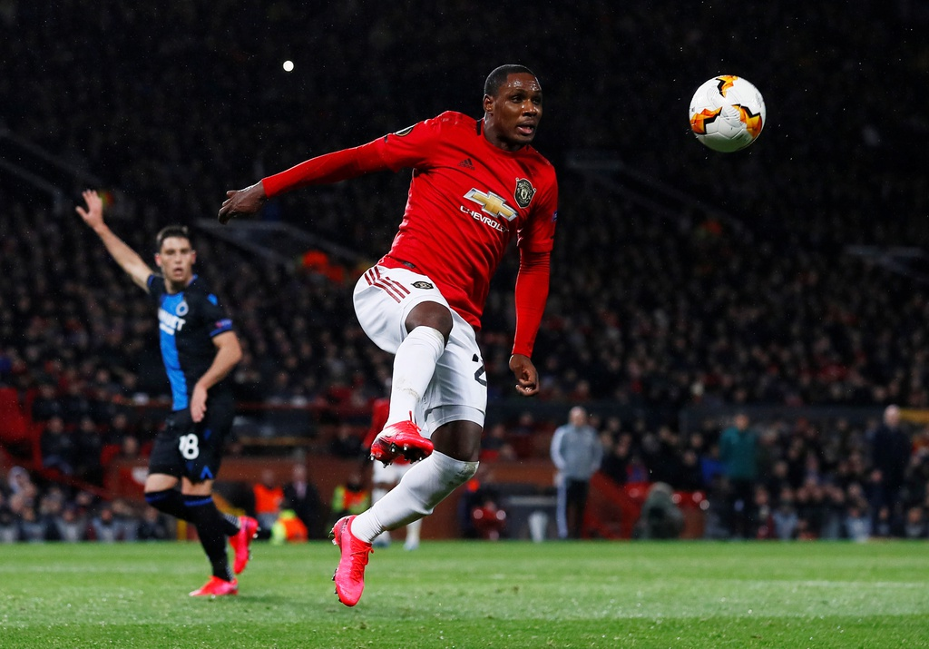 Odion Ighalo 'to take £6m pay cut' in order to turn dream Manchester United move into permanent switch - Bóng Đá