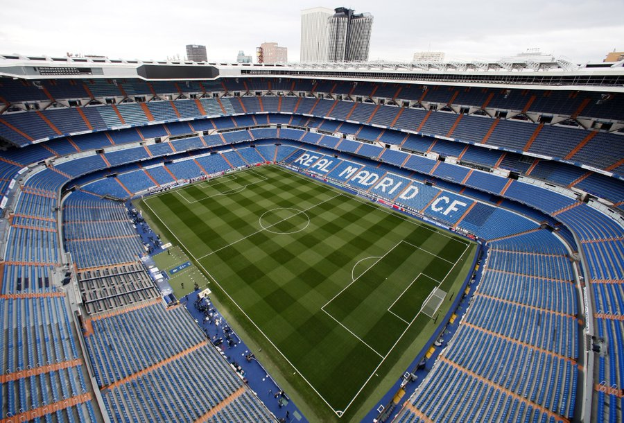 Real Madrid are allowing the Bernabeu to be used as a storage facility for medical supplies during the coronavirus pandemic - Bóng Đá