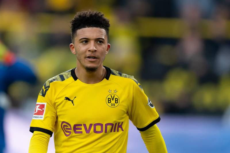 Man Utd increasingly confident of sealing £120m Jadon Sancho transfer this summer - Bóng Đá
