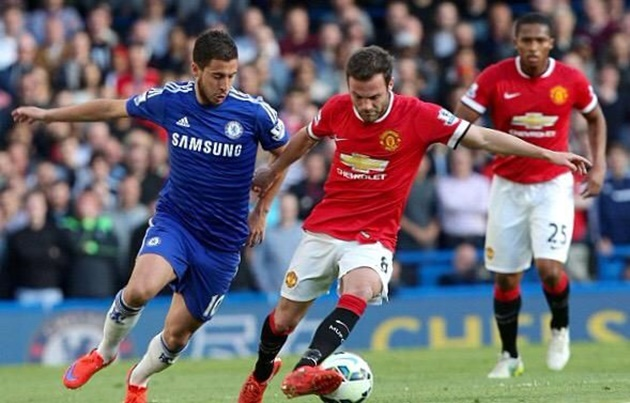 Juan Mata revealed he told Chelsea that Manchester United offer in 2014 was 'perfect for everyone' - Bóng Đá