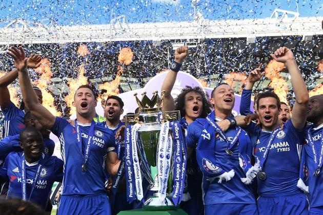 Ten Clubs With Most Points In The Premier League Era - Bóng Đá