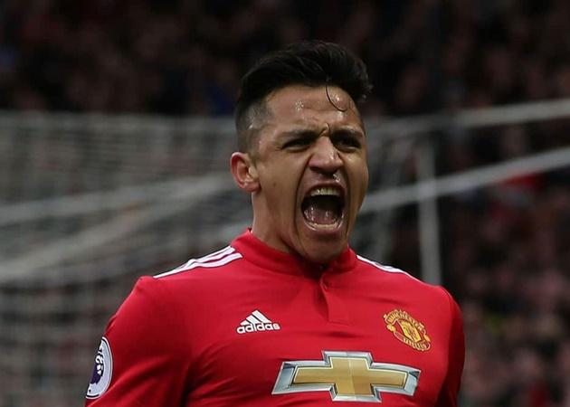 Alexis Sanchez set for £1.1m Manchester United loyalty bonus - Bóng Đá