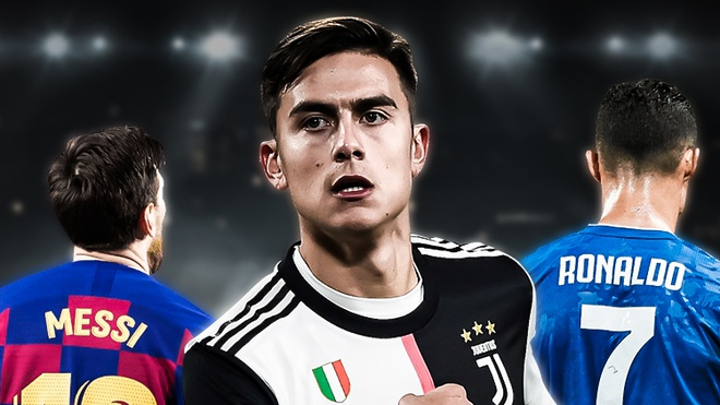Paulo Dybala apologises to Lionel Messi and reveals what Cristiano Ronaldo is really like  - Bóng Đá