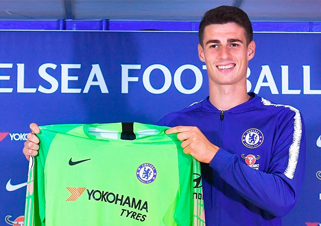 Awful story for Chelsea as it's revealed their dithering cost them two world class keepers and resulted in Kepa - Bóng Đá