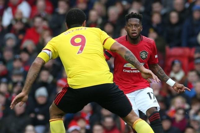 Troy Deeney reveals Watford 'targeted' Manchester United midfielder Fred in recent clash    - Bóng Đá