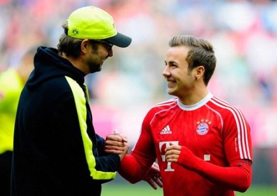 Mario Gotze confirms Borussia Dortmund exit amid Liverpool transfer speculation  - Bóng Đá