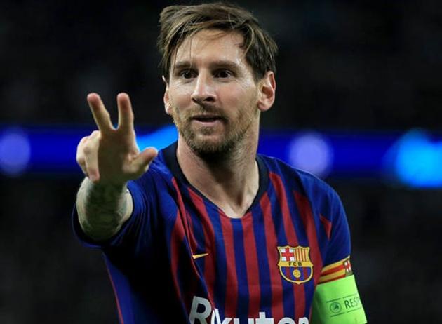 Lionel Messi calls Inter Milan rumours, Ronaldinho bail help 'lies' - Bóng Đá