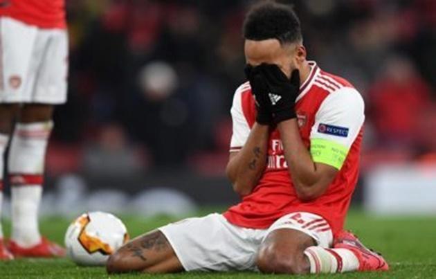 Gabon Want Aubameyang to Quit Arsenal - Bóng Đá