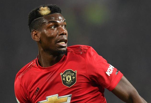 Paul Pogba left Manchester United for Juventus on advice of family - Bóng Đá
