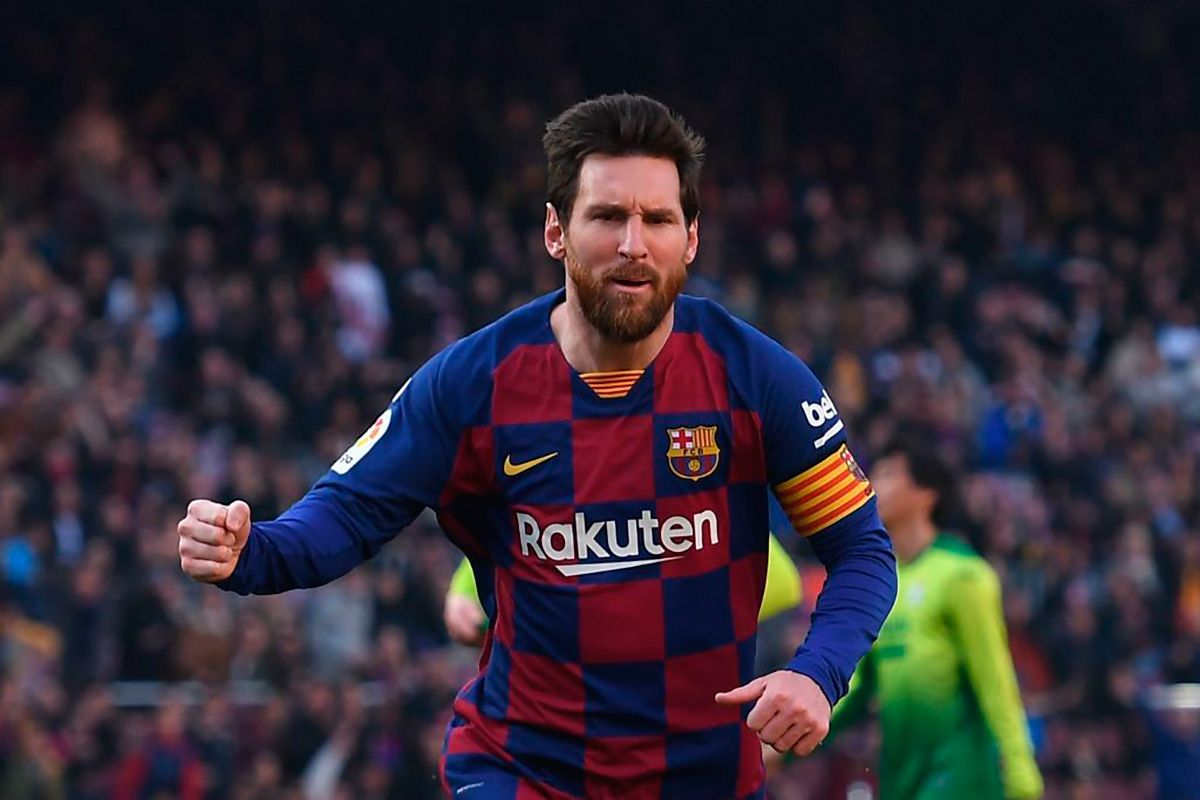 Barcelona legend Messi will finish his career at Camp Nou, says Setien - Bóng Đá