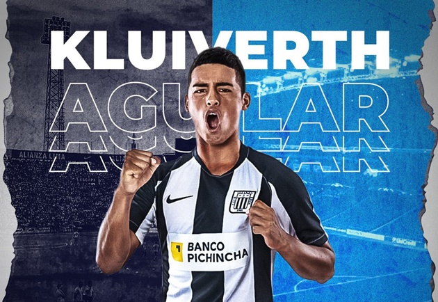 Man City agree move for Alianza Lima teenager Kluiverth Aguilar - Bóng Đá
