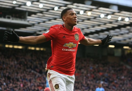Odion Ighalo heaps praise on 'incredible' Manchester United star Anthony Martial   - Bóng Đá