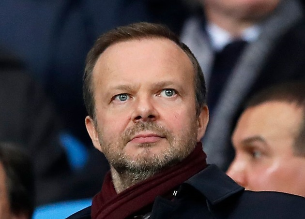 Woodward: Limited Spending at Man Utd - Bóng Đá