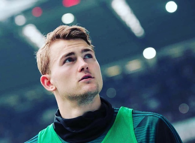 Matthijs de Ligt 'to listen to Barcelona offers' a year after rejecting a Nou Camp switch as Catalan giants look to capitalise  - Bóng Đá