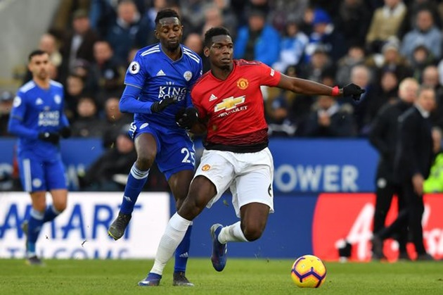 Wilfred Ndidi breaks silence on Manchester United transfer speculation   - Bóng Đá