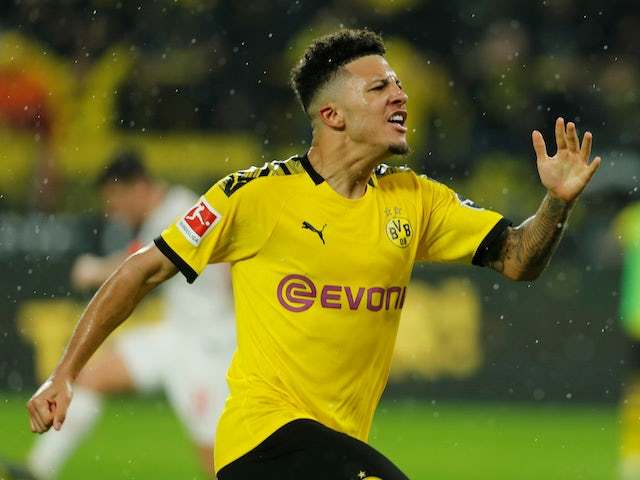 Barcelona 'rule out' move for Borussia Dortmund star Jadon Sancho - Bóng Đá
