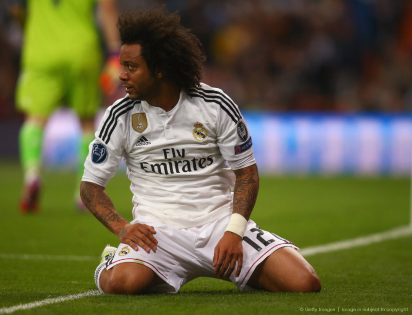 Marcelo: I don't want to leave Real Madrid - Bóng Đá