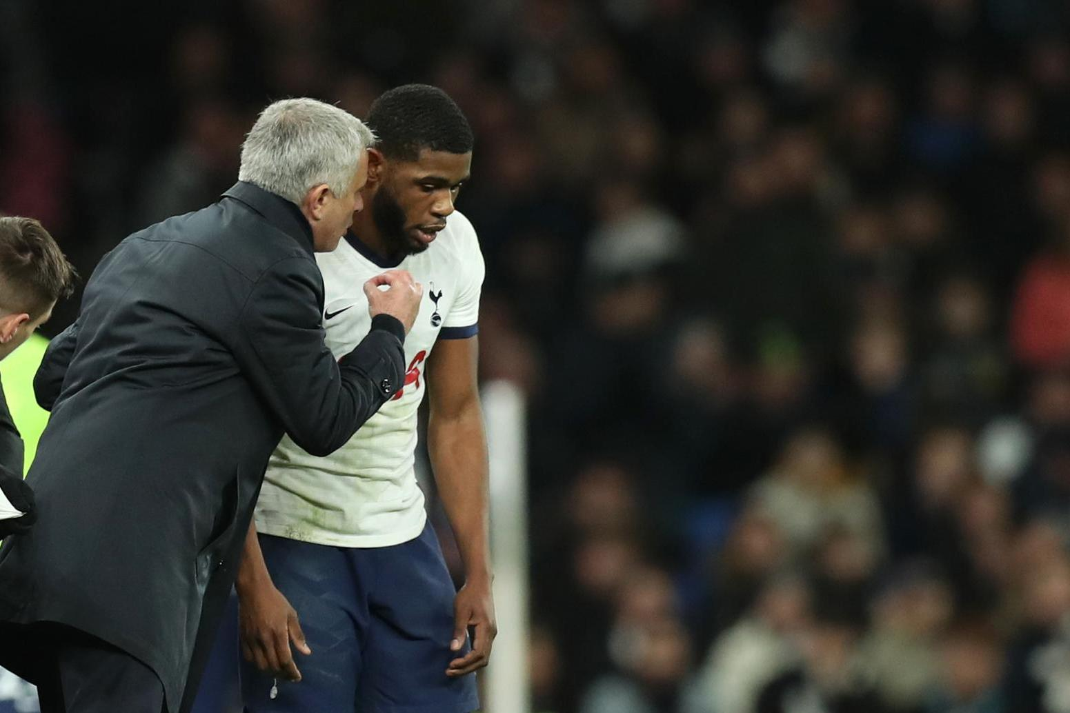 Tottenham boss Mourinho deserves more credit for developing young players - Tanganga - Bóng Đá