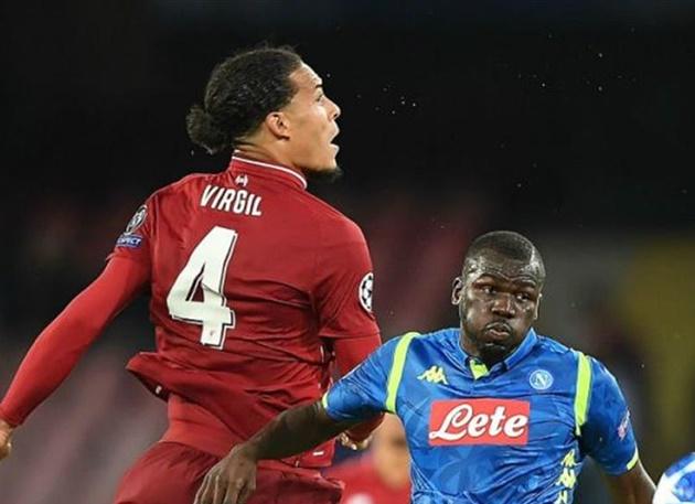 Signing Man Utd transfer target Kalidou Koulibaly will make Liverpool unstoppable, says Don Hutchison - Bóng Đá