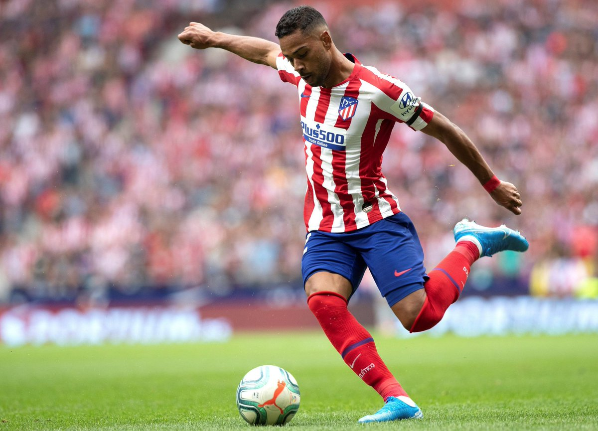 Atletico Madrid's Renan Lodi tests positive, 9 others have antibodies - reports - Bóng Đá