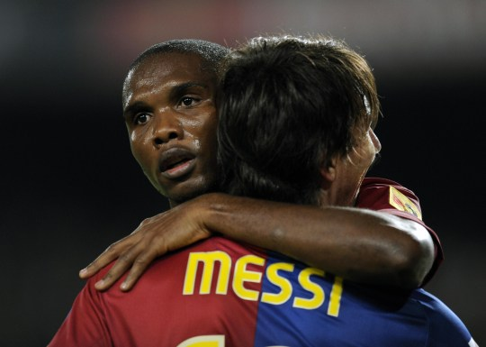 Samuel Eto'o backs Kylian Mbappe to take over from Lionel Messi   - Bóng Đá