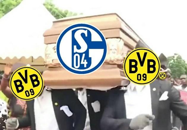 Ảnh chế Bundesliga trở lại - Bóng Đá