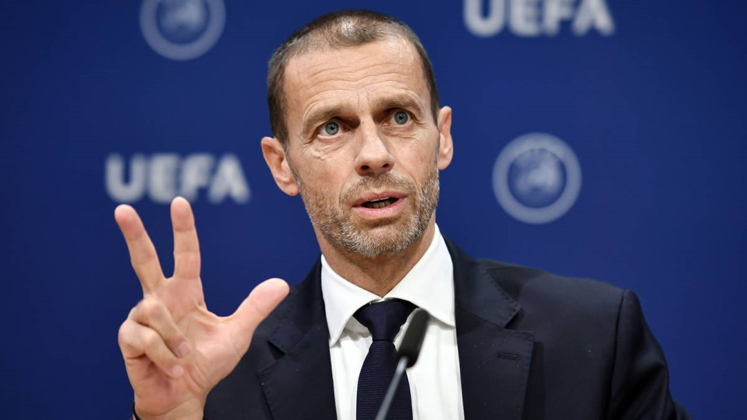 Champions League and Europa will finish by August, says Uefa president - Bóng Đá