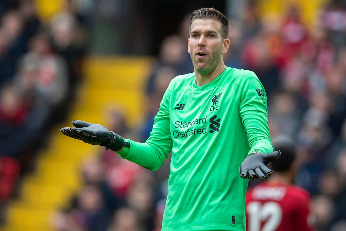 Liverpool's Adrian: No 'You'll never walk alone' chant without fans if Premier League returns - Bóng Đá