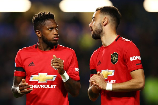 Fred reveals advice from Bruno Fernandes which sparked his best Manchester United performance  - Bóng Đá