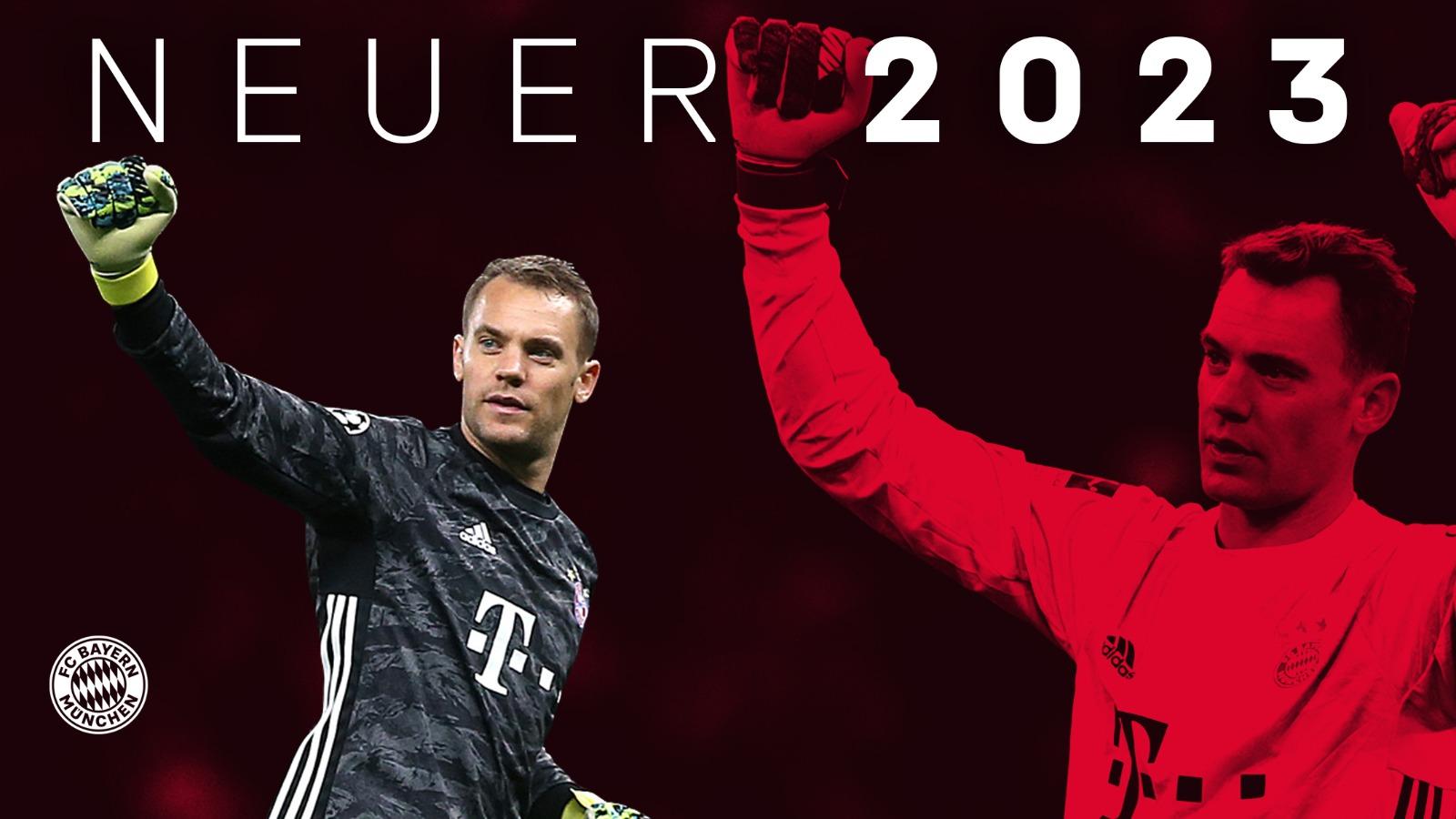 Neuer Signs New Bayern Contract - Bóng Đá