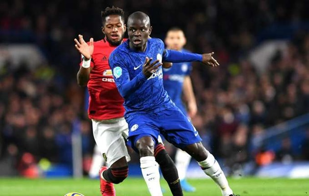 N'Golo Kante back at Chelsea for more tests after club allowed midfielder time off due to coronavirus fears - ảnh Chelsea đến sân tập - Bóng Đá
