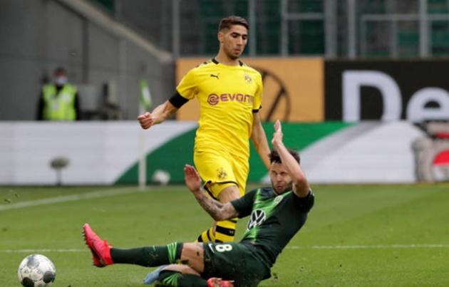 Ảnh sau trận Dortmund - Bóng Đá