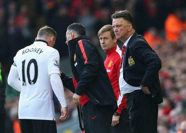 Nc247info tổng hợp: Rooney nói học được từ Van Gaal