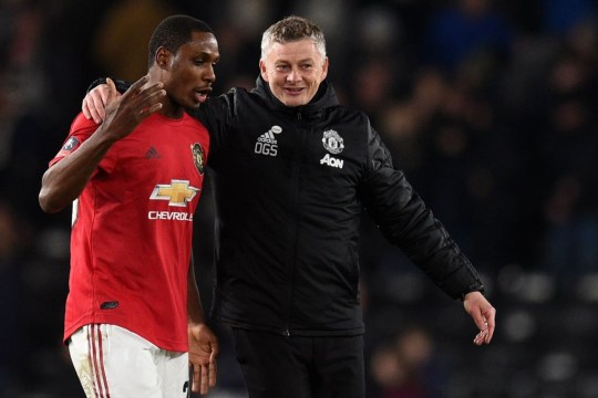 Ole Gunnar Solskjaer speaks out on Odion Ighalo's Manchester United future    - Bóng Đá