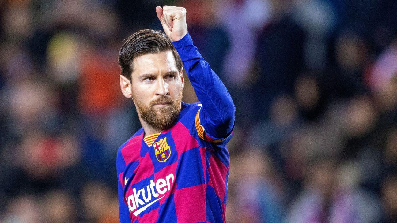 Nc247info tổng hợp:  Messi phá vỡ im lặng về việc đá La Liga mà không có khán giả