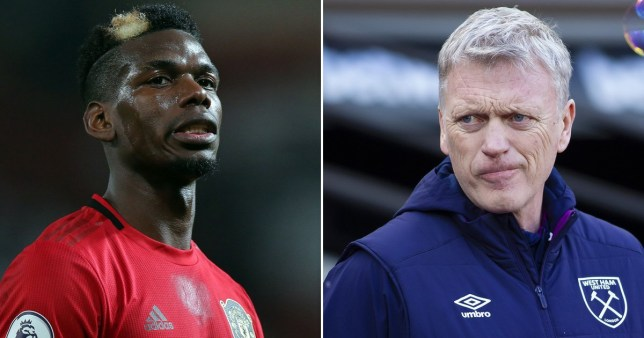 Why David Moyes rejected chance to sign Paul Pogba at Manchester United   / - Bóng Đá