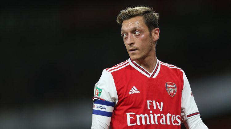 Mesut Ozil's Adidas split not due to public image concerns - agent - Bóng Đá