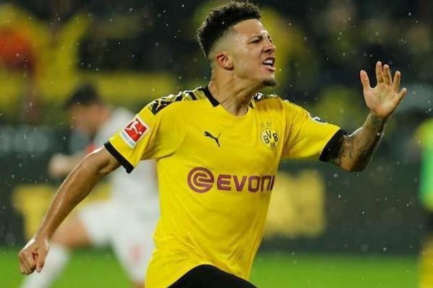 Dortmund deny Sancho injury was cover up for lockdown breach - Bóng Đá