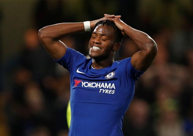 Chelsea set asking price for Michy Batshuayi after agreeing Timo Werner transfer    - Bóng Đá