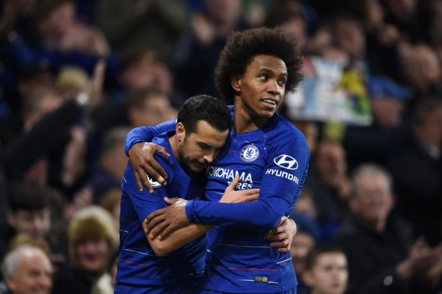 Pedro will not sign short-term Chelsea deal until Willian does  - Bóng Đá