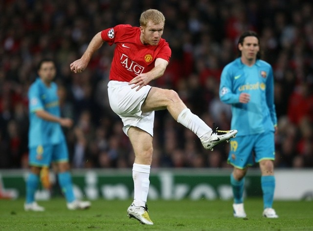 Darren Fletcher names Manchester United team-mate that was 'on another level to everyone else' - Bóng Đá