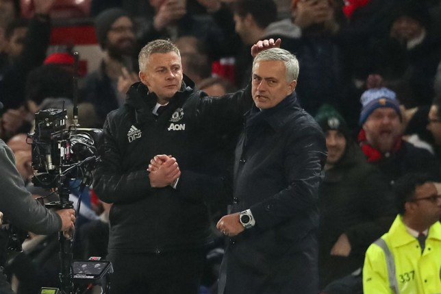 Jose Mourinho is telling people that Ole Gunnar Solskjaer may be out of his depth at Manchester United   - Bóng Đá