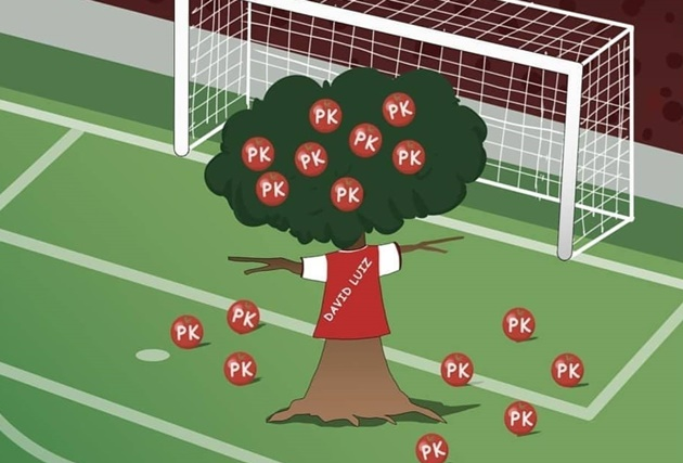 Ảnh chế Man City thắng Arsenal - Bóng Đá